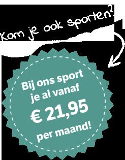 Sport vanaf